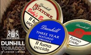 Nuovi Tabacchi Dunhill