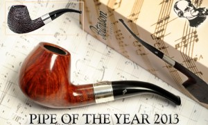 Peterson – Pipe of the Year 2013