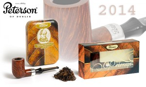Peterson – Pipe of the Year 2014