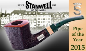 Stanwell – Pipe of the Year 2015