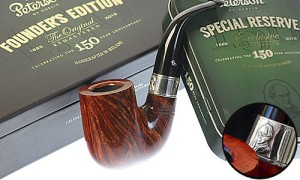 Peterson Pipe of the Year 2015 – 150° Anniversary