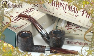 Peterson Christmas Pipe 2015